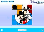 Mickey Mouse puzzle eg�r j�t�kok